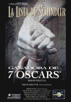 Steven Spielberg - La lista de Schindler-1