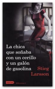 La chica que soñaba con un cerillo - español 01